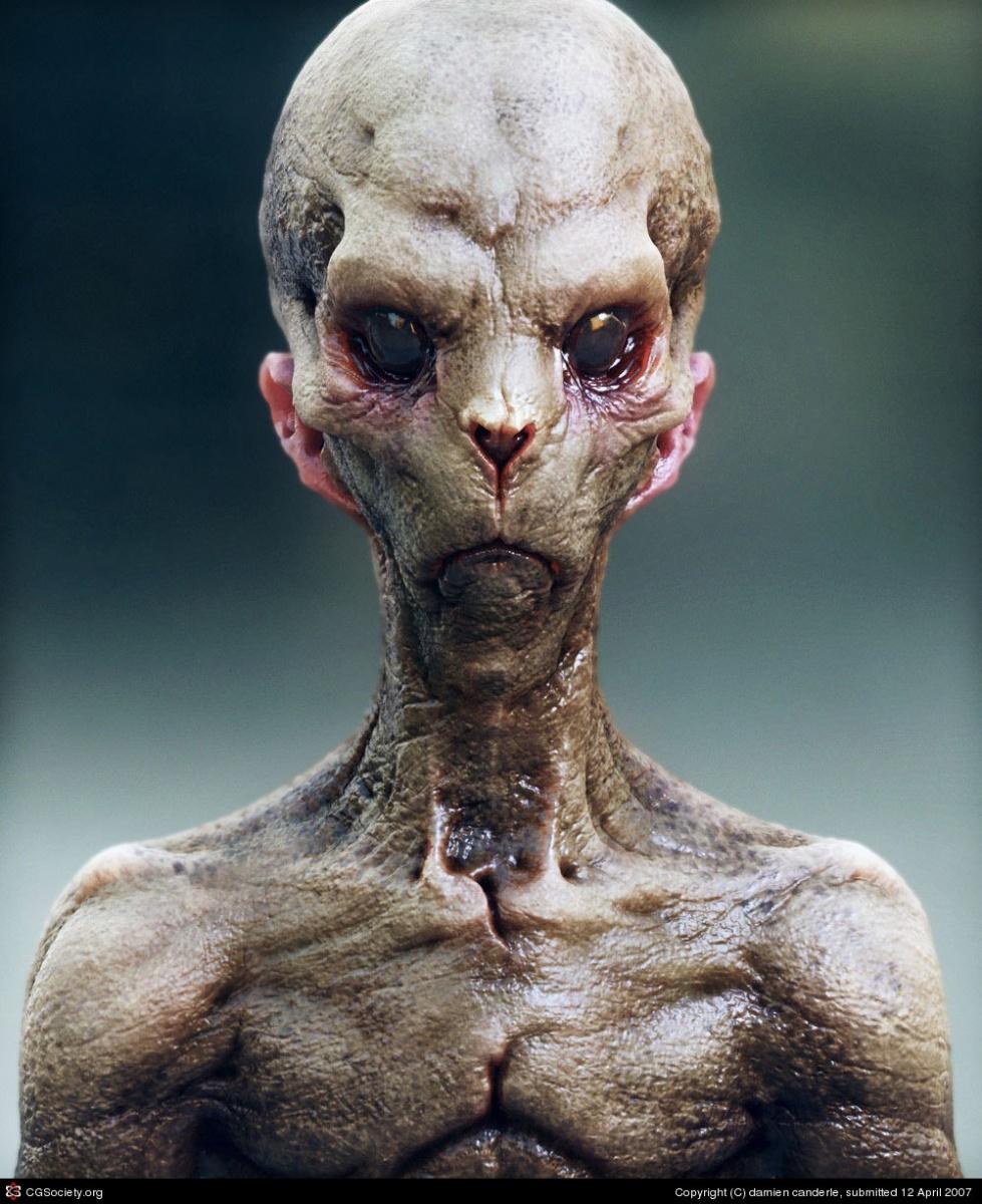 El libro secreto ruso de las razas alienígenas.