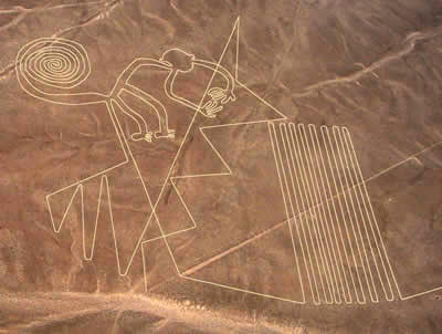 Resultado de imagen de Señales de Nazca