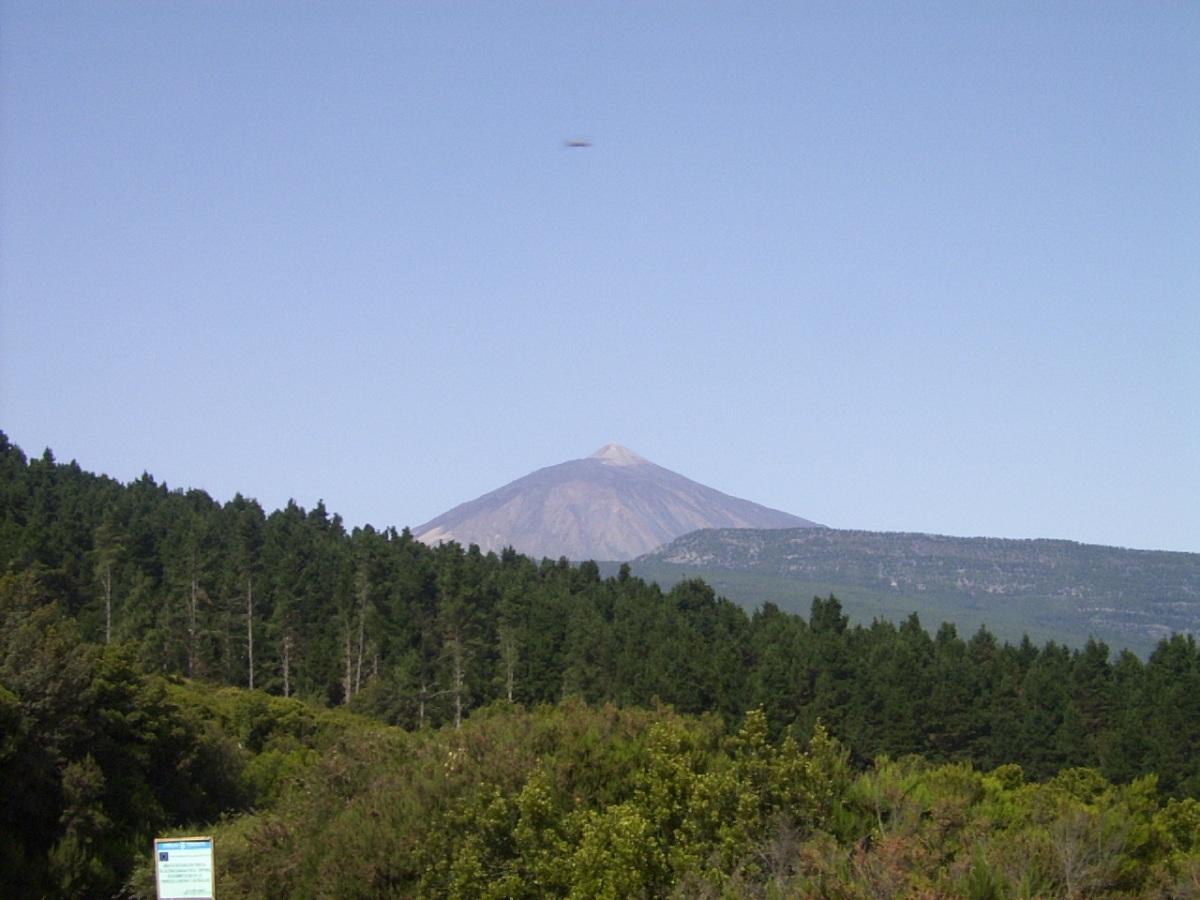 Afluencia Ovni en las Islas Canarias.