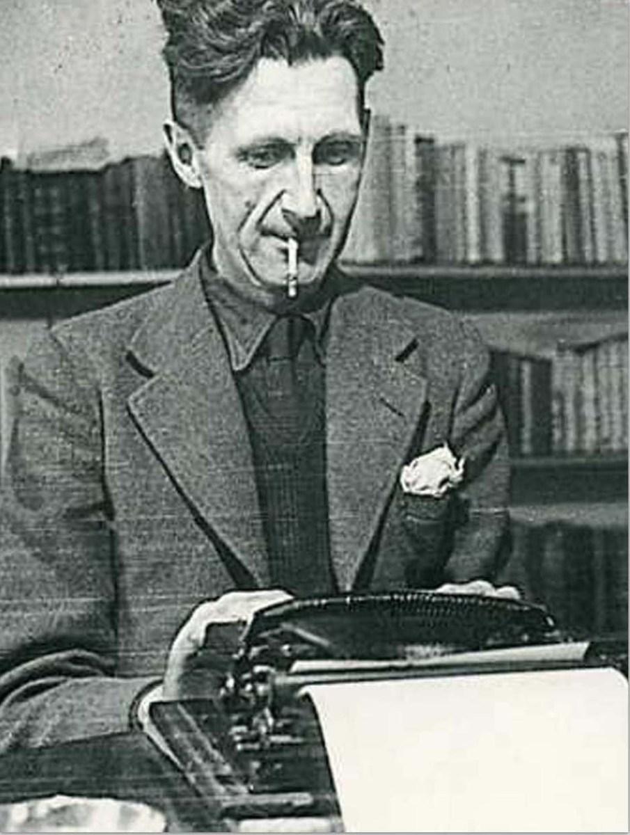 Las visiones de George Orwell